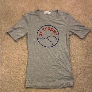 Frame Denim St Tropez T-Shirt